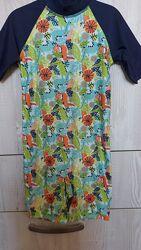 Купальный костюм купальник сдельный SPF50 104 110 116 Lupilu Германия