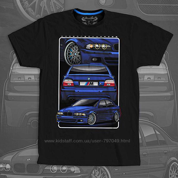 Супер футболка BMW