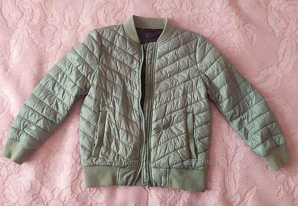 Деми куртка Sisley на  рост 130