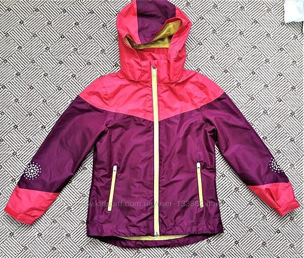 Непромокаемая куртка ветровка Тсм Tchibo. р.134-140