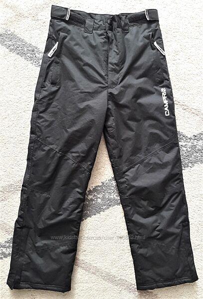 Детские лыжные брюки Campri р.134-140