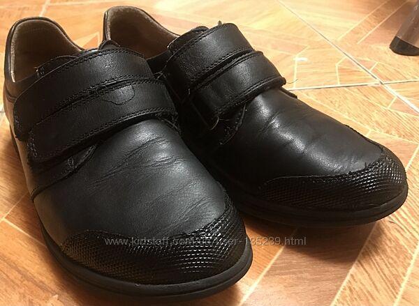 Туфли кеды слипоны полуботинки ботинки кожа Braska Браска 36 р-р