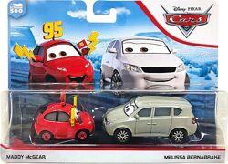 Mattel набор Тачки Cars по 2 машинки