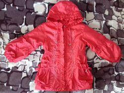 Куртка-ветровка на рост 95-115 см