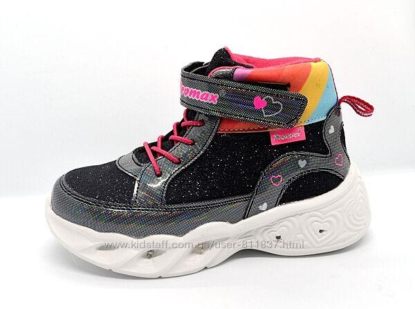 Дитячі стильні ботиночки 26-31рр