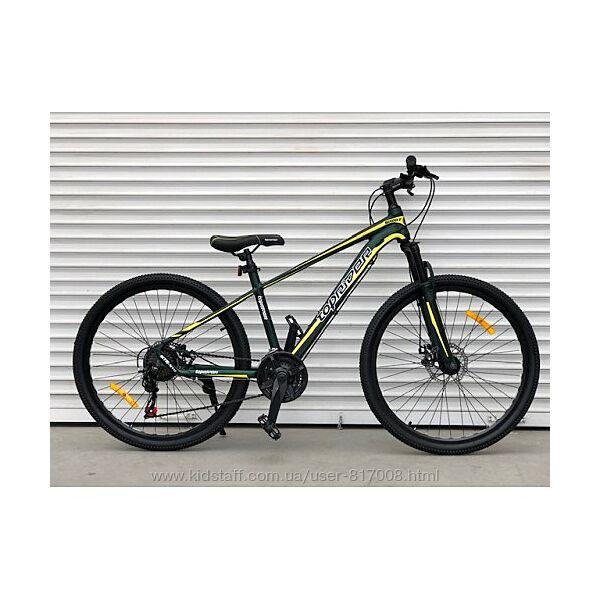 Top Rider 901 велосипед 26 алюминиевый легкий спортивный