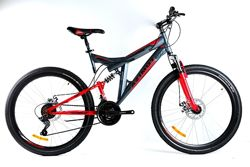 Азимут Павер 24 Шимано велосипед МТВ горный подростковый Power GFRD Azimut