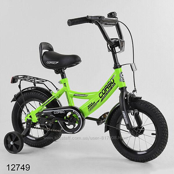 Corso CL 12 дюймов велосипед двухколесный детский корсо