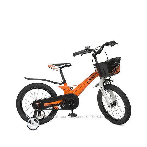 Profi Hunter 14 18 велосипед магниевый двухколесный  легкий профи