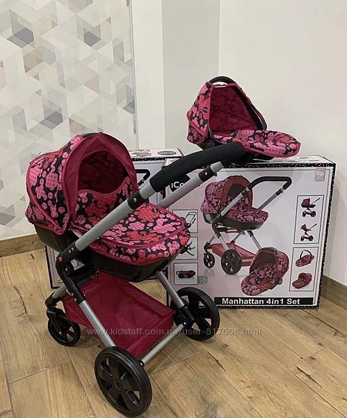 Хаук 89650 кукольная коляска игрушка люлька переноска для пупса