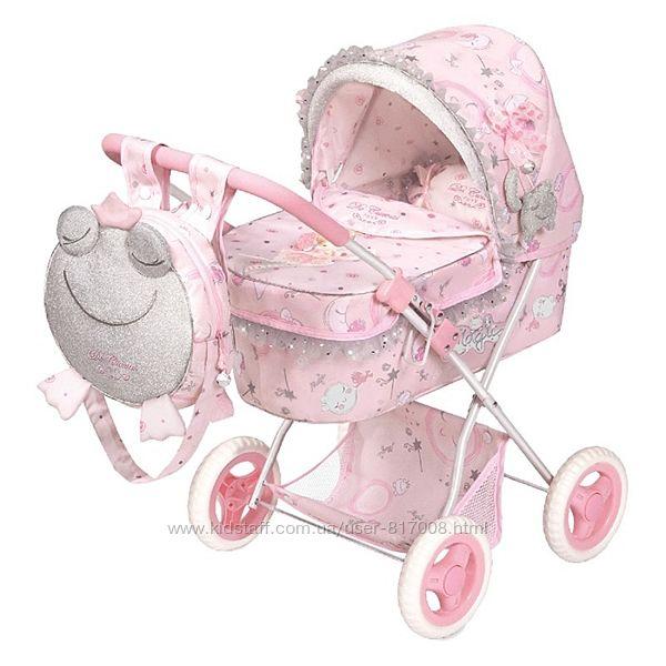 Decuevas Maria 85034 кукольная колясочка люлька классическая Мария