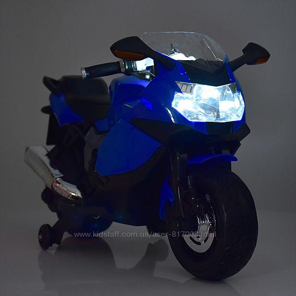 Мотоцикл 3636EL детский на акумуляторе с музыкой подсветкой