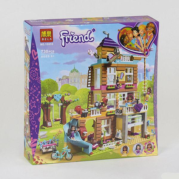Бела Френдс 10859 конструктор дом дружбы большой аналог лего