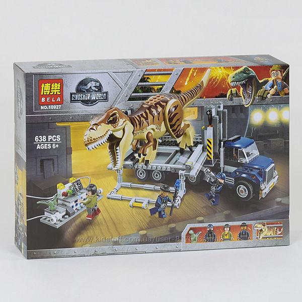 Бела 10927 конструктор с динозавром аналог лего