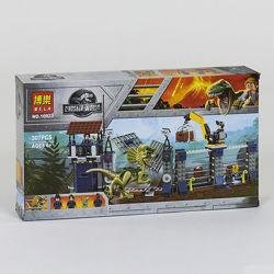 Bela 10923 конструктор динозавры Бела аналог лего