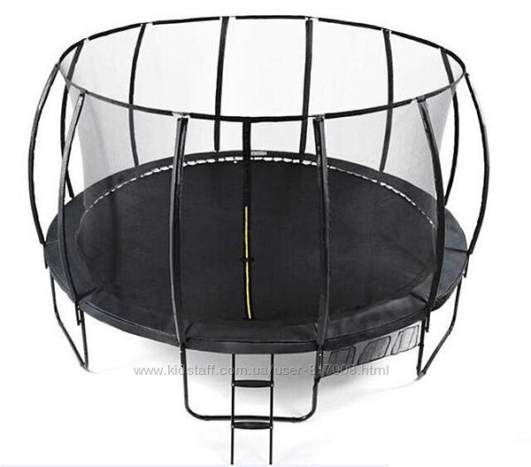 Батут Sport С-20255 круглый игровой с защитной сеткой на пружинах
