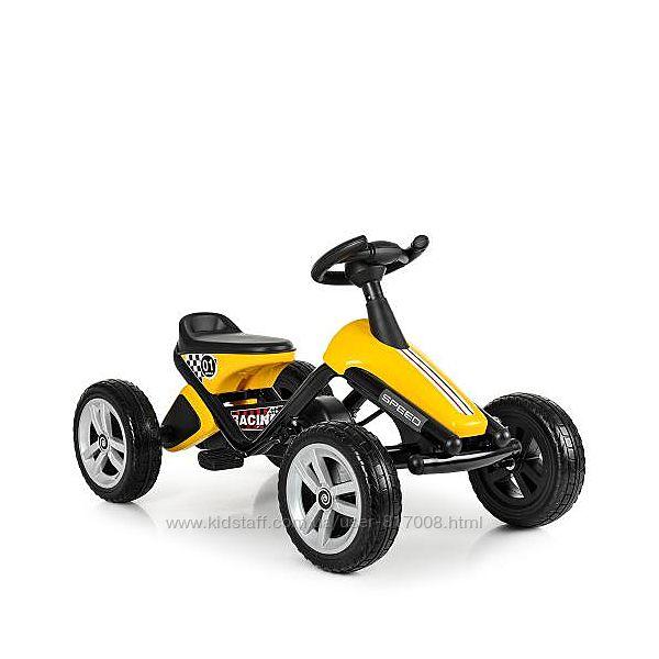 Карт Бемби 4087E детская педальная машинка