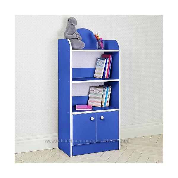 Этажерка BW 207 полка шкаф для игрушек