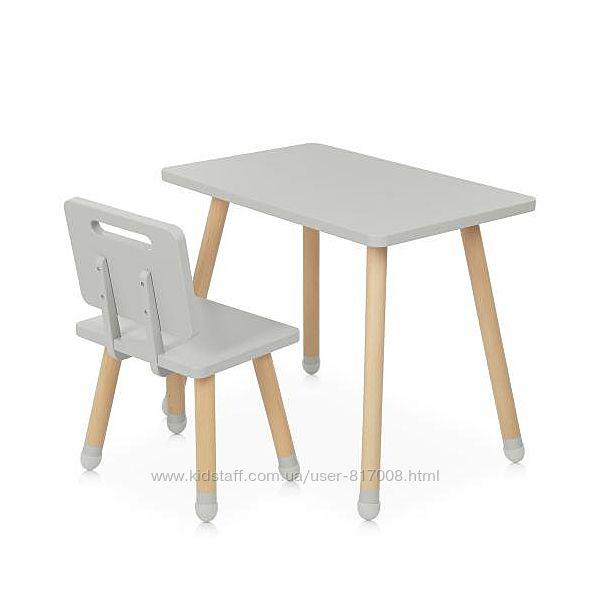 Столик и стульчик 4256 детский игровой