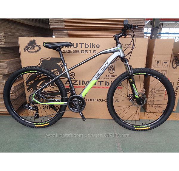 Azimut Gemini frd 24 дюйма Skilful велосипед двухколесный подростковый