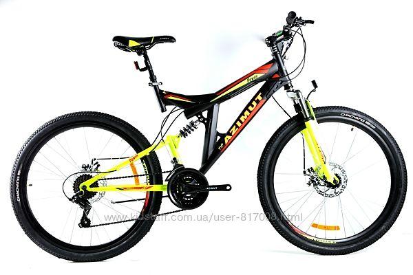 Azimut Power 24 дюймов Skilful велосипед двухколесный подростковый