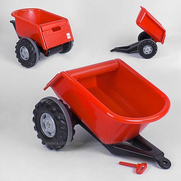Прицеп для трактора электромобиля Pilsan 07-295