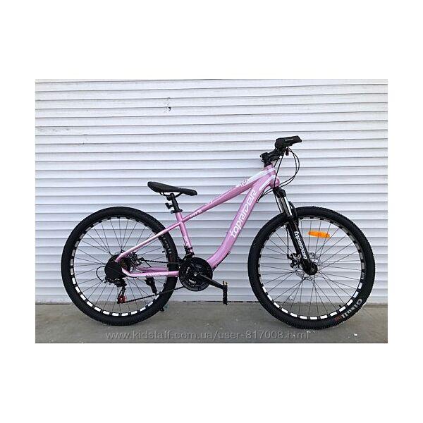Top Rider 550 24 дюйма велосипед двухколесный подростковый