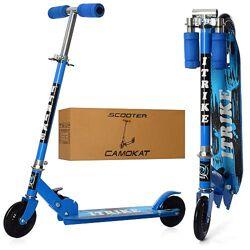 Самокат городской Scooter 2-001 складной