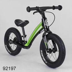 Corso Prime велобег от 2 лет 12 дюймов магниевая рама с ручным тормозом