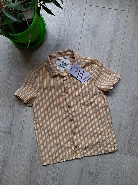 Рубашка летняя Marks&Spencer 5-6 лет