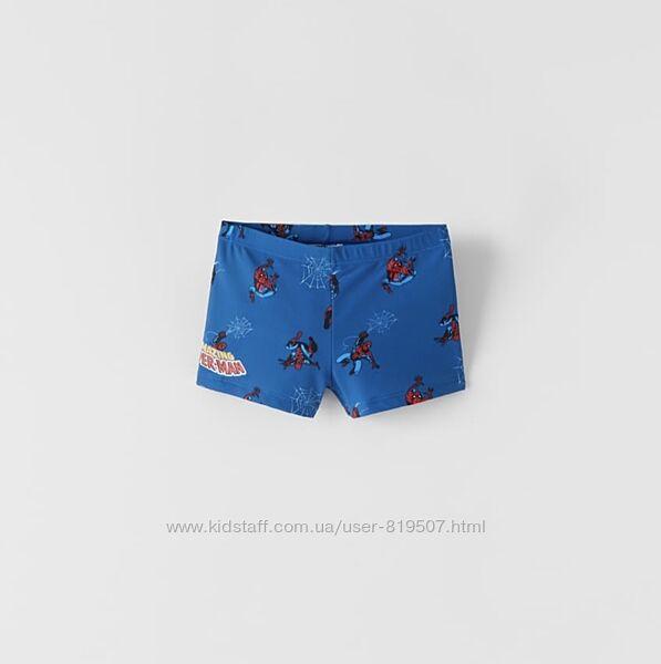 Плавки для плавання від ZARA для хлопчиків