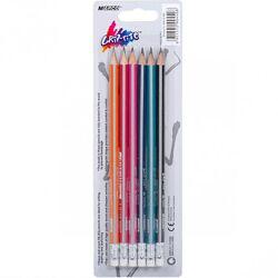 Простые карандаши разные - в наличии