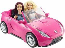 Гламурный автомобиль кабриолет машина барби barbie glam convertible
