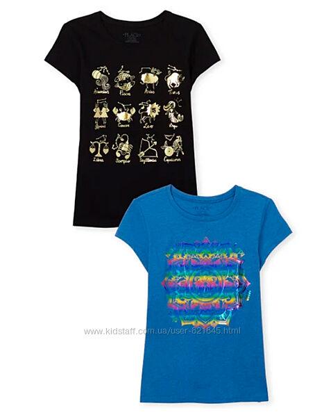 футболки childrensplace 5-14р