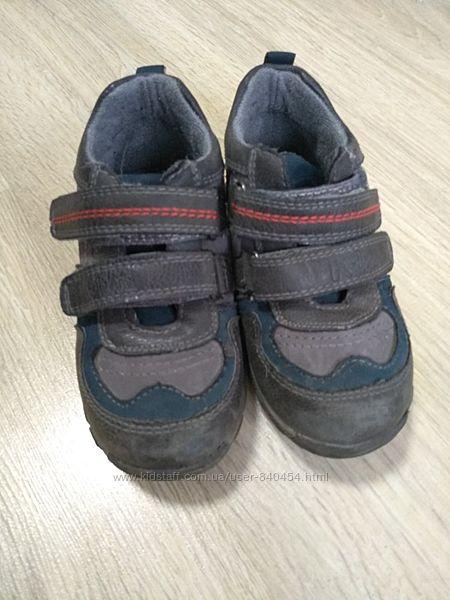 Демисезонные ботинки р. 26 стелька 16 см