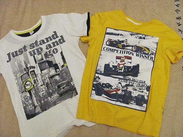 красивые футболки Войчик р 128-134
