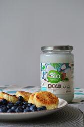 Кокосова олія від DM Bio - Kokosoil nativ - 620 g - кокоcовое масло