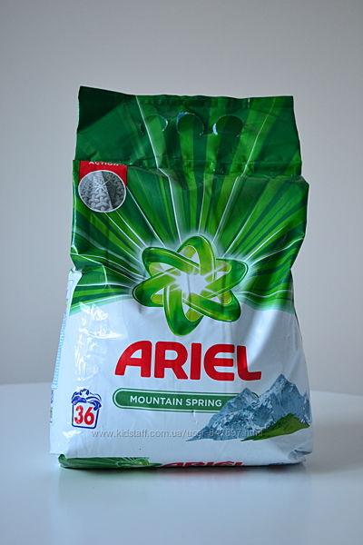 Ariel порошок для прання - 36прань - 2.7кг - в асортименті - Оригінал