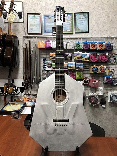 3571 Житомирская Металлическая Гитара Редкая Коллекционная