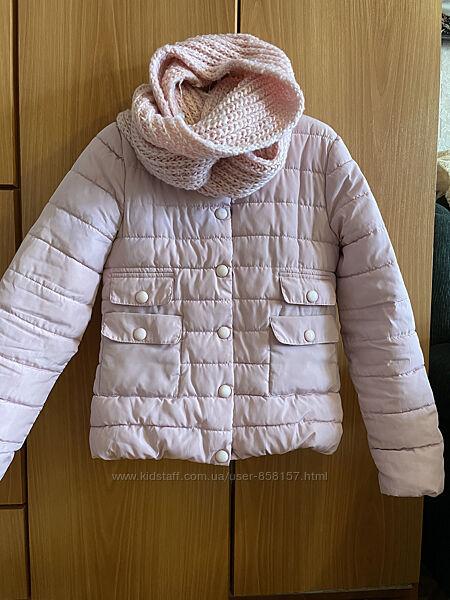 женская демисезонная куртка размер С-М