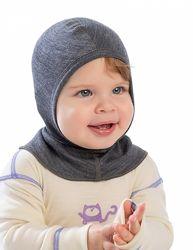 Теплые термо шлемы поддевы Norveg из шерсти мериносов