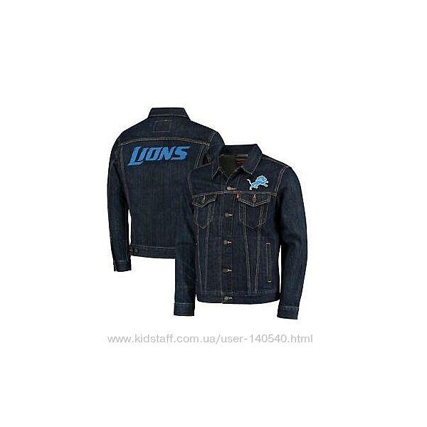Levis куртка из лимитированной серии, сделана для Америки