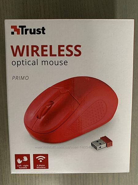 Беспроводная мышка Trust primo