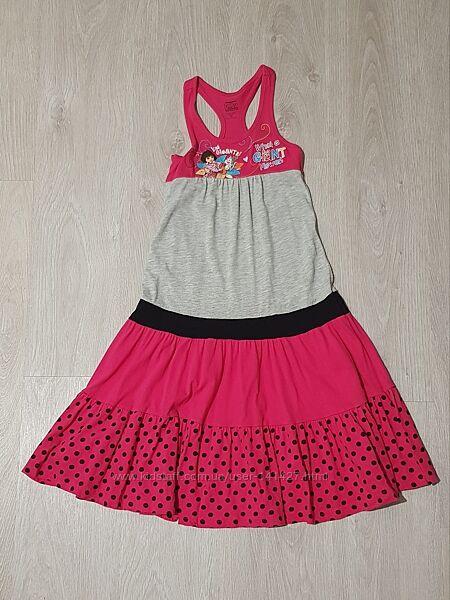 Сарафаны на 8- 10 лет Dora, Hello Kitty, туника