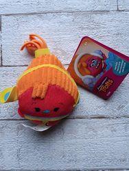 Мини-игрушка плюшевая DJ Suki 13 см. Hasbro C0487 B9913