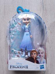 Игровая фигурка Frozen 2 Эльза hasbro E5505/E6305