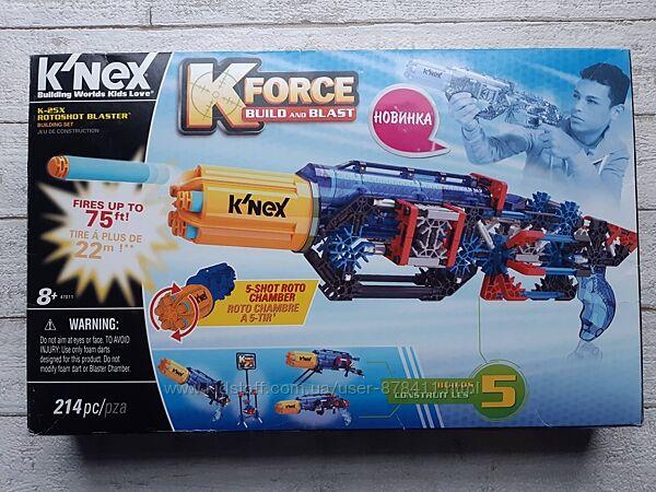 Набор для конструирования KNex K-25X бластер 47011 Нюанс