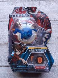 Spin Master Bakugan Battle planet Бакуган Пегатрикс Аквас SM64422-15