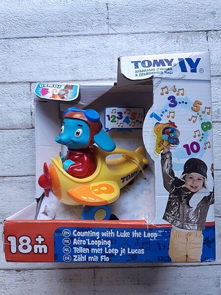 Развивающая игрушка Слоненок Люк TOMY T72202M1 Нюанс