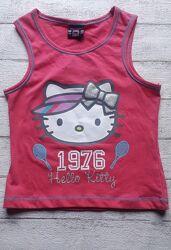 Новая майка Hello Kitty Sanrio 3-4 года оригинал из Англии